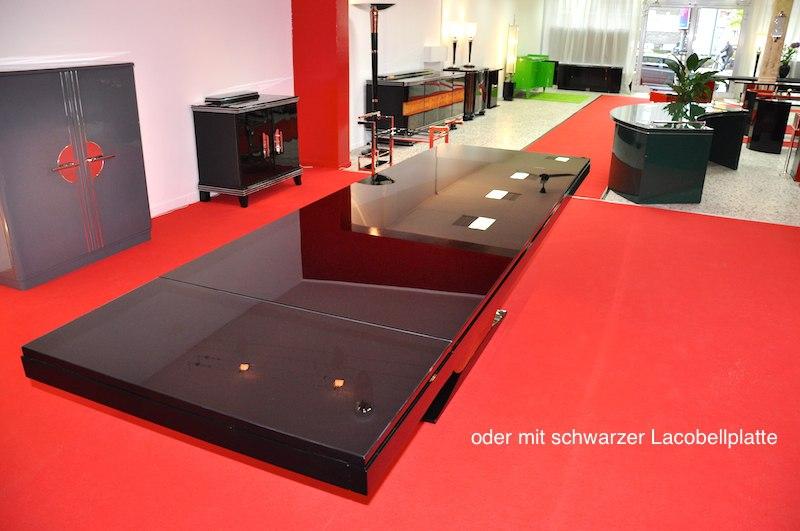 fantastischer franz sischer xxl art deco esstisch ebay. Black Bedroom Furniture Sets. Home Design Ideas