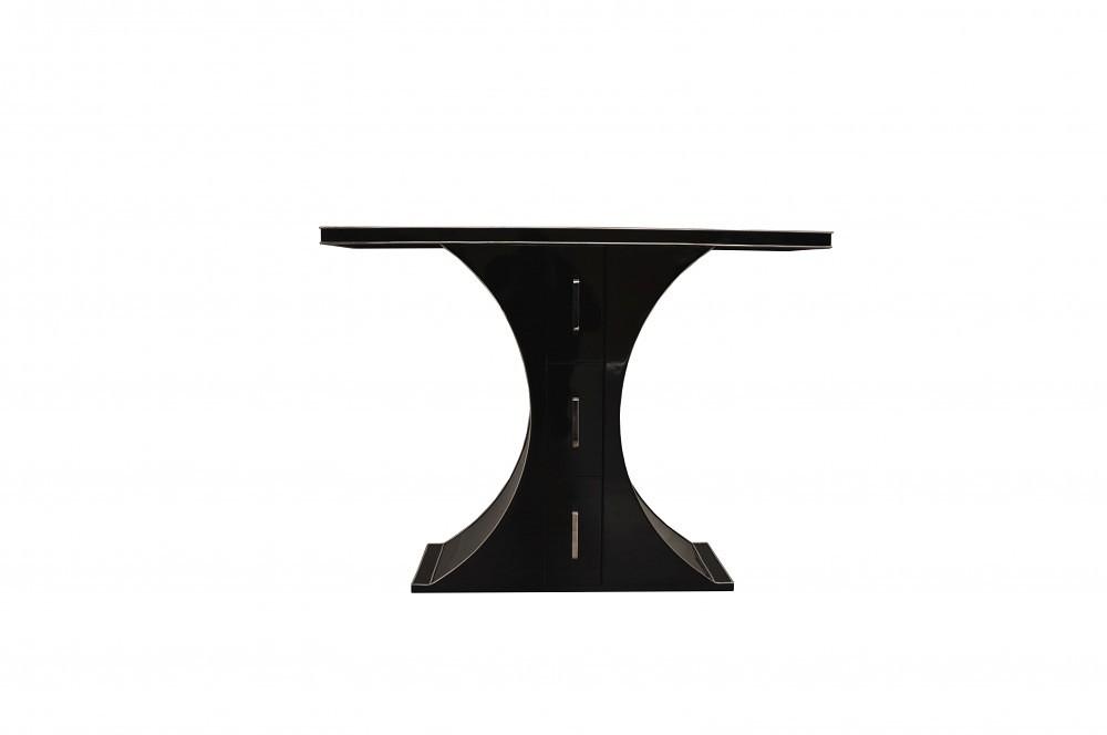 art deco design schubladen konsole original antike m bel. Black Bedroom Furniture Sets. Home Design Ideas