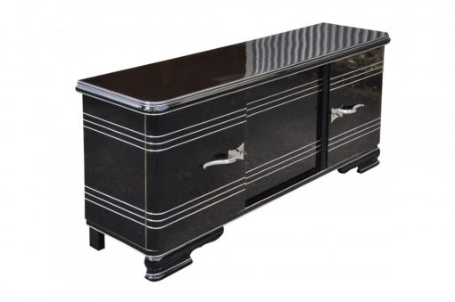 Art Deco Sideboard, Chromliner