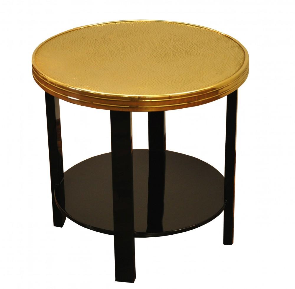 wundervoller goldener beistelltisch original antike m bel. Black Bedroom Furniture Sets. Home Design Ideas