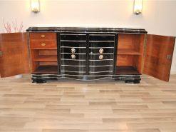 Art Deco Sideboard, Chromliner
