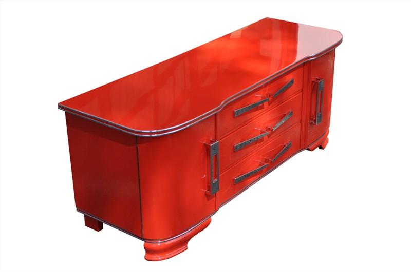 au ergew hnliche art deco kommode original antike m bel. Black Bedroom Furniture Sets. Home Design Ideas