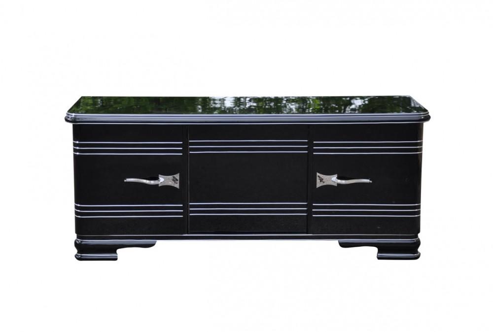 franz sischer art deco chromliner mit seltenheitswert ebay. Black Bedroom Furniture Sets. Home Design Ideas