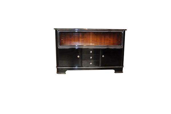 deutsches art deco sideboard ebay. Black Bedroom Furniture Sets. Home Design Ideas