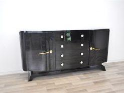 Art Deco Sideboard, Schubladen