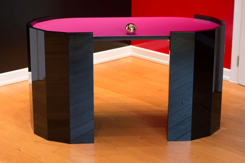 le bureau priv no 1 by margarethe schreinemakers limitiert original antike m bel. Black Bedroom Furniture Sets. Home Design Ideas