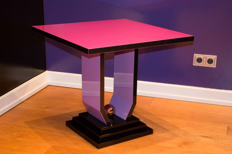 La table de salon by margarethe schreinemakers limitiert - Salon art de la table ...