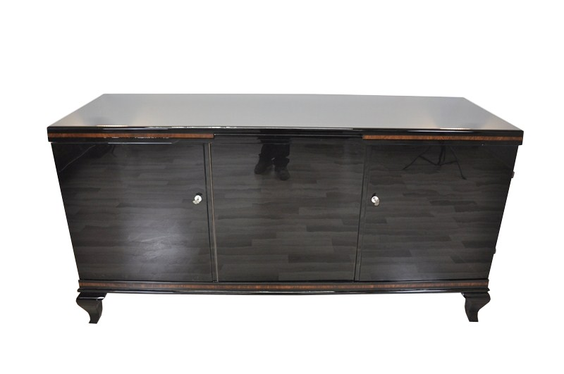 schlichtes sideboard mit tollen f en ebay. Black Bedroom Furniture Sets. Home Design Ideas