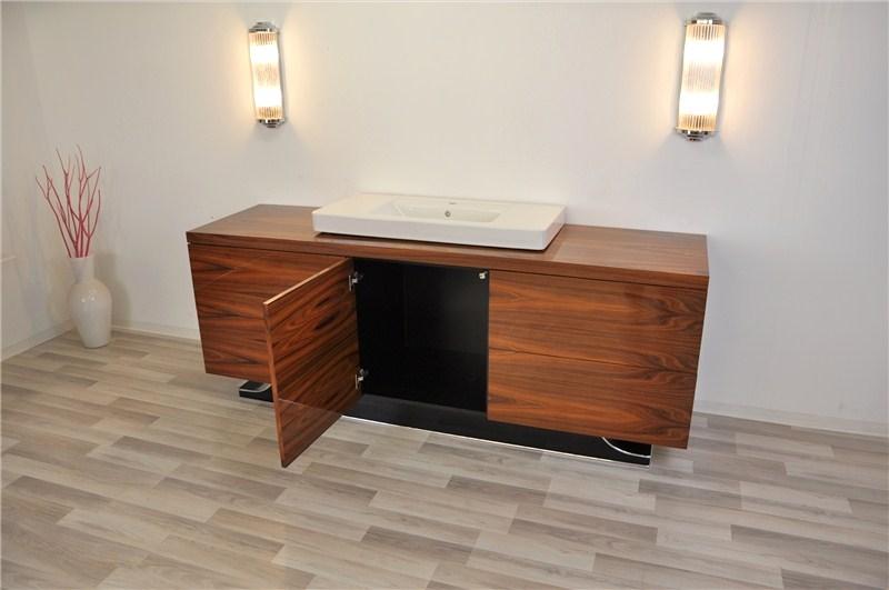 einzigartiger art deco xxl waschtisch aus santos. Black Bedroom Furniture Sets. Home Design Ideas