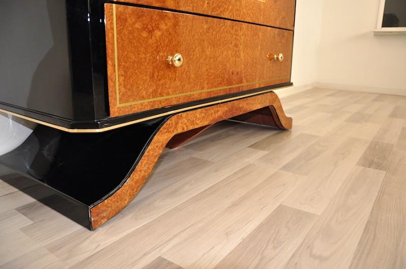 amboina bauhaus kommode original antike m bel. Black Bedroom Furniture Sets. Home Design Ideas