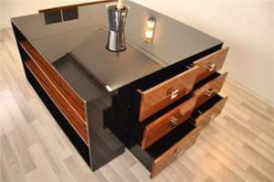 art d co cube. Black Bedroom Furniture Sets. Home Design Ideas