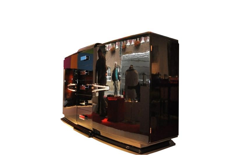 original franz sisches sideboard original antike m bel. Black Bedroom Furniture Sets. Home Design Ideas