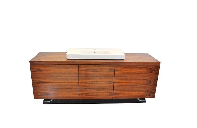 unique art deco xxl vanity out santos rosewood ebay. Black Bedroom Furniture Sets. Home Design Ideas