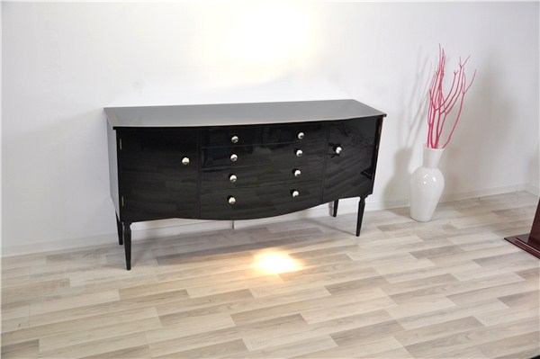 sch ne art deco kommode aus frankreich ebay. Black Bedroom Furniture Sets. Home Design Ideas