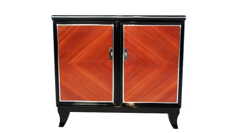 kirschbaum kommode aus dem deutschen art deco ebay. Black Bedroom Furniture Sets. Home Design Ideas