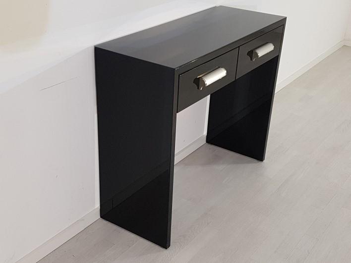 kleine bauhaus konsole mit schubladen original antike m bel. Black Bedroom Furniture Sets. Home Design Ideas