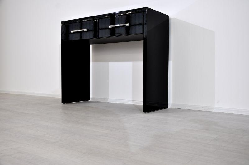 petite bauhaus console avec tiroirs ebay. Black Bedroom Furniture Sets. Home Design Ideas