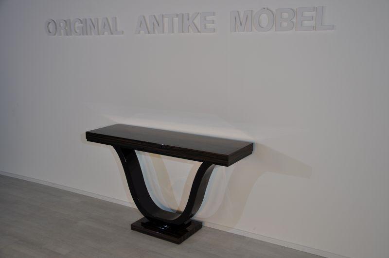 art deco makassarkonsole original antike m bel. Black Bedroom Furniture Sets. Home Design Ideas