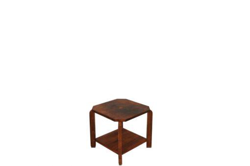 Art Deco, Tisch, Beistelltisch, Wohnzimmermoebel, Wurzelholz, Frankreich, 1930, tolles Design, wundervolles Furnier, Originalmoebel