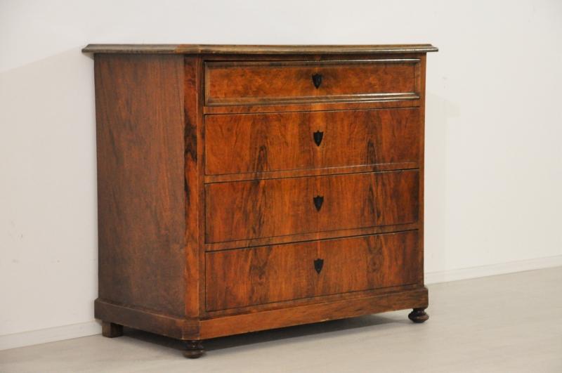 biedermeier kommode aus kirschbaumholz original antike m bel. Black Bedroom Furniture Sets. Home Design Ideas