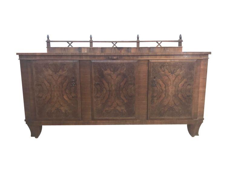 Art Deco Sideboard Aus 1930 Original Antike Mobel