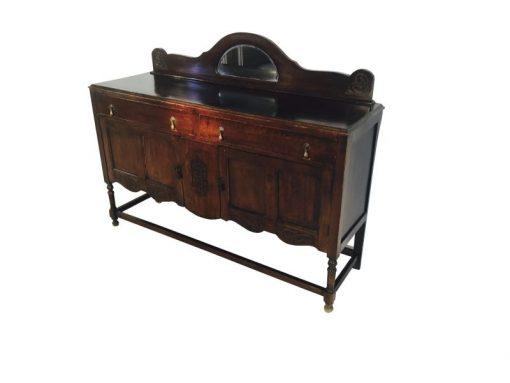 braun, hochglanz, kommode, gründerzeit,art deco, toller fuß, wohnzimmer, spiegel, lack, Luxus, Furnier, eichenholz, klavierlack
