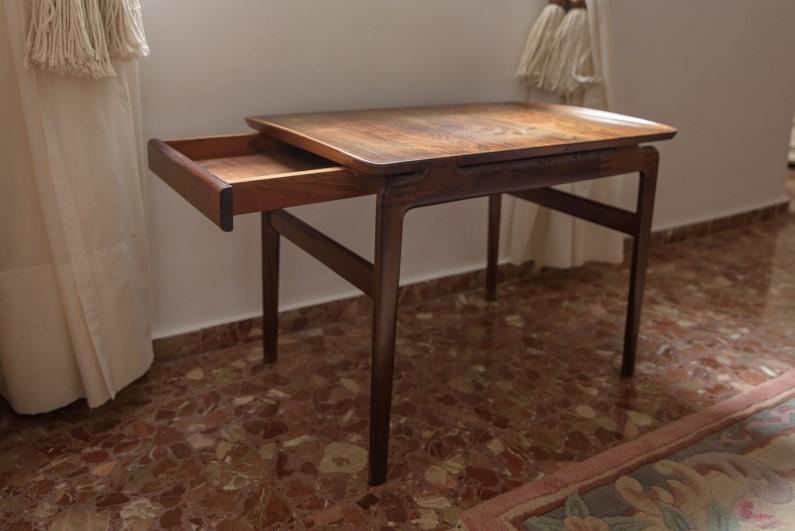 Mahagoni holz möbel  Art Deco Konsole aus Mahagoni - Original Antike Möbel