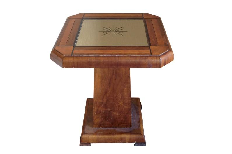 art deco spiegel beistelltisch ebay. Black Bedroom Furniture Sets. Home Design Ideas