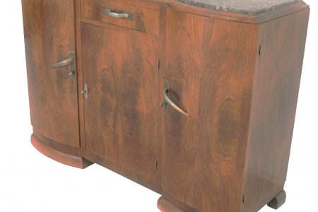 Original Art Deco Sideboard