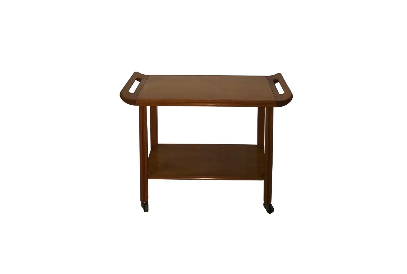 1950er barwagen daenisches design 2. Black Bedroom Furniture Sets. Home Design Ideas