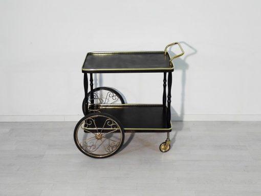 1960, sechziger, Moebel, Barwagen, Servierwagen, Barmoebel, Design, Innendesign, Luxus, Rollbar, Wohnzimmer, Hotelmoebel