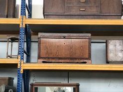 truhe, tisch, unrestauriert, braun, toller Fuß, furnier, antik, wohnzimmer, elegant, muster, luxus, groß, stabil, muster