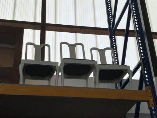 stuhl, unrestauriert, weiß, toller Fuß, furnier, antik, wohnzimmer, elegant, muster, luxus, groß, stabil, muster, stühle