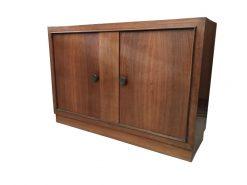 sideboard, unrestauriert, braun, toller Fuß, furnier, antik, wohnzimmer, elegant, muster, luxus, klein, stabil, muster, dunkelbraun