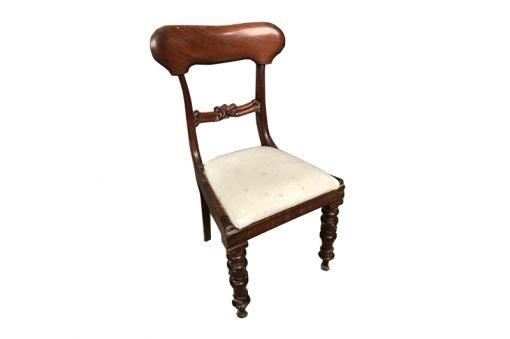 stuhl, unrestauriert, braun, toller Fuß, furnier, antik, wohnzimmer, elegant, muster, luxus, groß, stabil, muster, polsterung, weiß