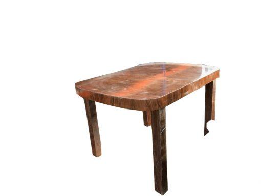 tisch, unrestauriert, braun, toller Fuß, furnier, antik, wohnzimmer, elegant, muster, luxus, breit, stabil, muster, klein