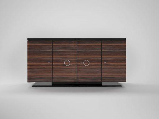 art, deco, sideboard, sideboards, design, makassar, furnier, geschwungen, braun, schwarz, antik, alt, neu, restauriert, wohnzimmer