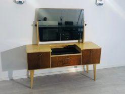 1970er Spiegelkommode Skandinavisches Design, Vintage Möbel, Design Möbel, Skandinavisches Design, Dänemark, Luxus, Möbel