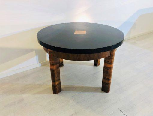 Französischer Art Deco Kaffee Tisch 1930er, Art Deco Moebel, Design Moebel, Luxus Moebel, Beistelltisch, Wohnzimmertisch, Antiquitaeten