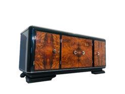 Original Art Deco Sideboard aus Frankreich 1920er Jahre, Art Deco Moebel Haendler, Design Moebel, Antike Art Deco Moebel, Sideboard, Luxus Moebel